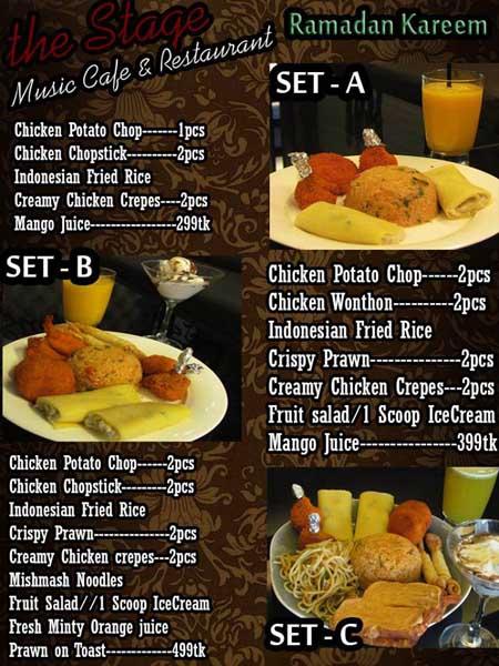Best Restaurants In Gulshan